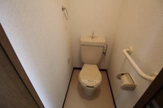 【トイレ】グレイシィK・Y