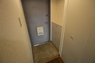【玄関】グレイシィK・Y