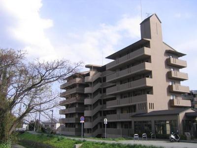 【外観】宝塚中山グリーンマンション