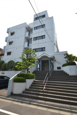 【外観】尾山台リバーサイドハイデンス