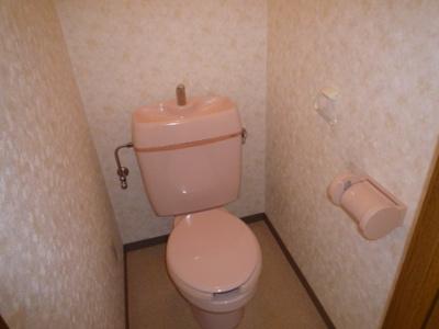 【トイレ】若竹ハイツ