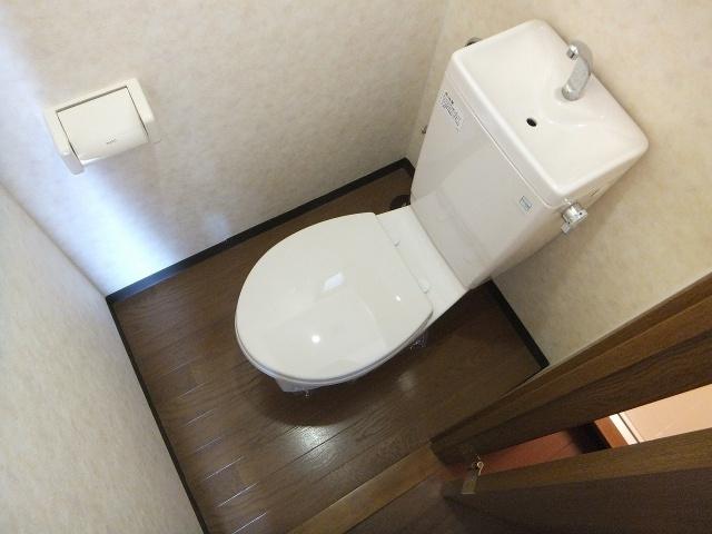 【トイレ】フリージアコート