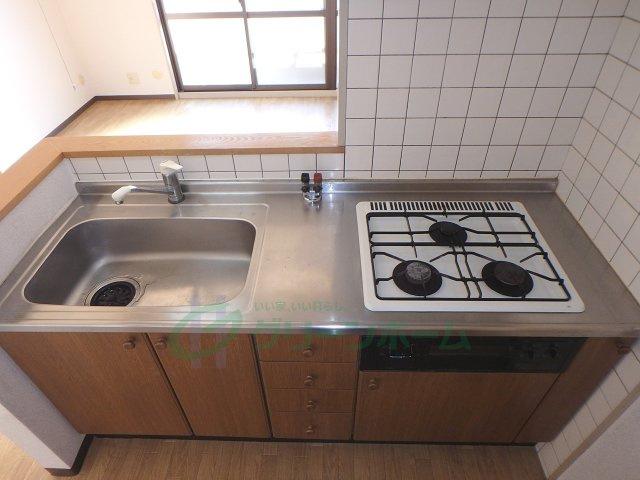 【キッチン】カサグランデ深江