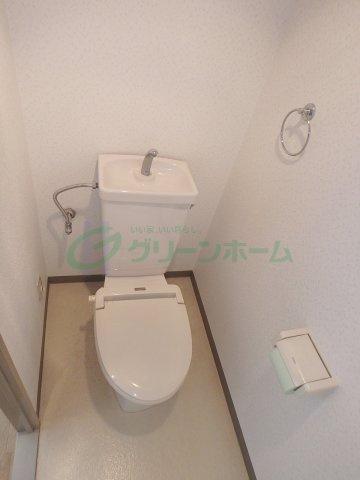 【トイレ】カサグランデ深江