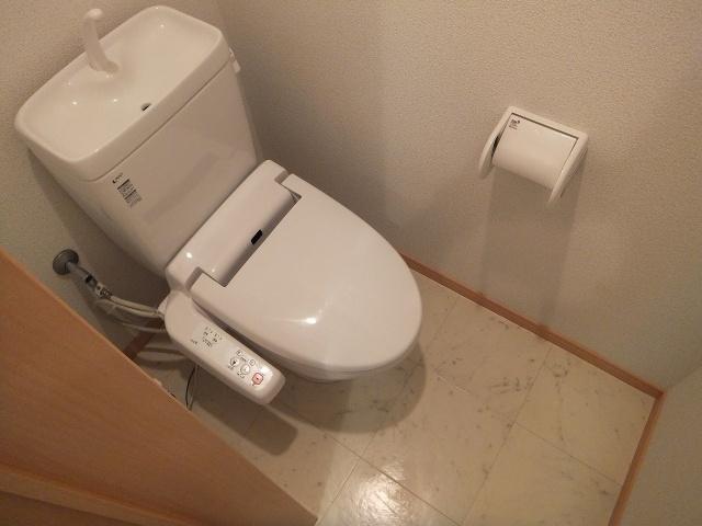 【トイレ】石田ハイツ 2号館