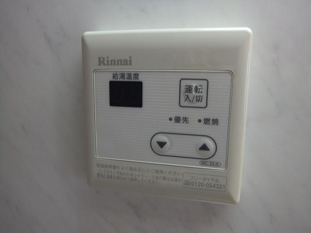 【設備】石田ハイツ 2号館