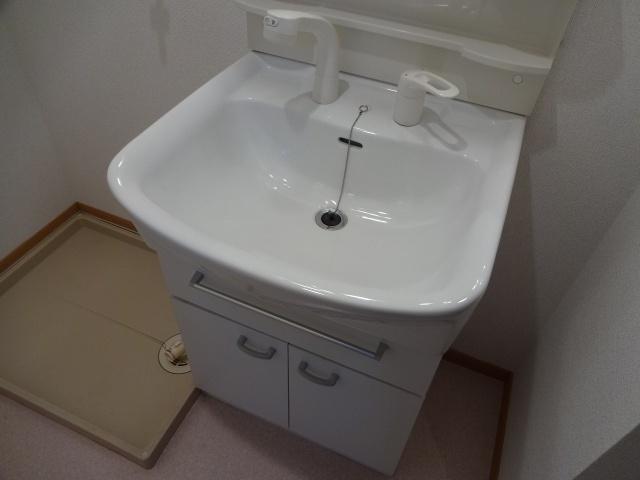 【独立洗面台】アンナプルナ