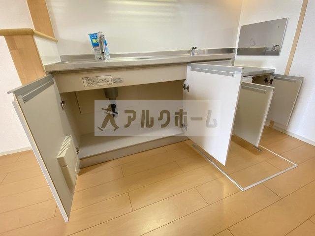 爽大井 キッチン