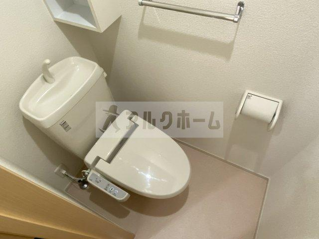 爽大井 トイレ