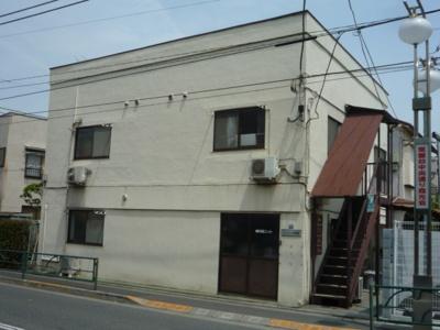 【外観】グレースハイツウチダ