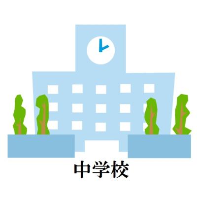 上野芝中学校 徒歩6分