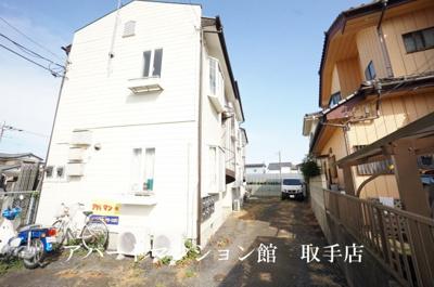 【外観】サンラフォーレ吉田