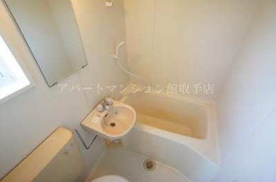 【浴室】サンラフォーレ吉田