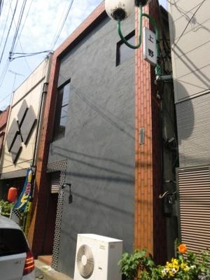 【外観】東本町 2階建て店舗