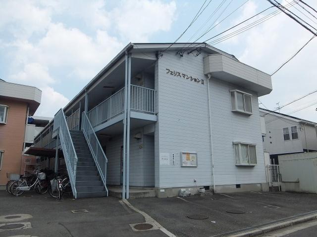 【外観】フェリスマンション2