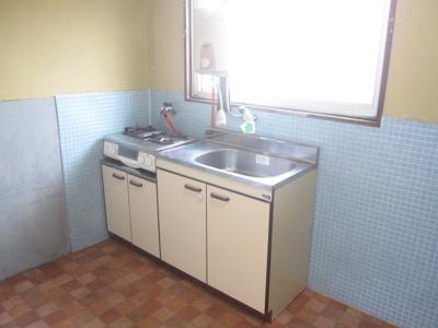 【キッチン】青野荘