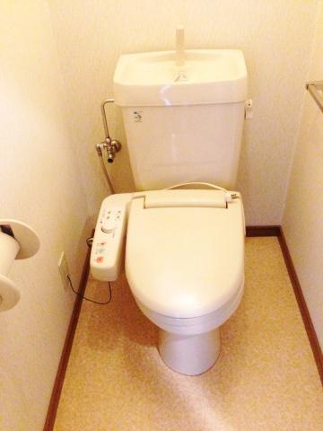 【トイレ】エトワールマンション