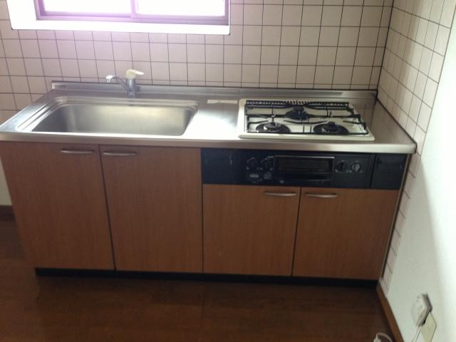 【キッチン】エトワールマンション