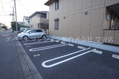 【駐車場】プレミアムAコート