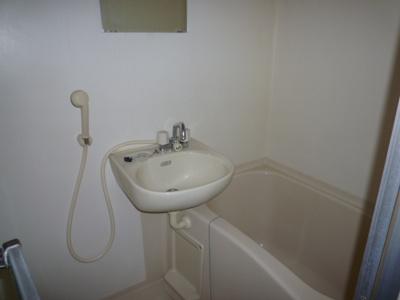 【浴室】サンパレス岡田