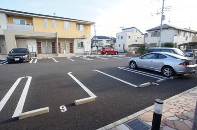 【駐車場】アジュールA