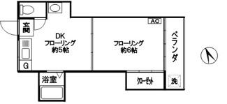 鈴木ハウス 東向き