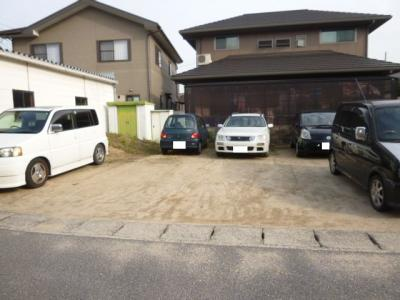 【駐車場】藤波アパート