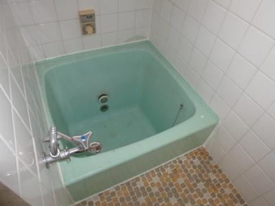 【浴室】藤波アパート