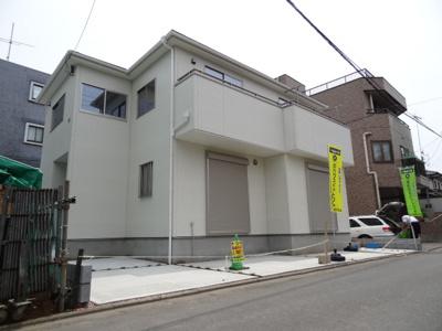 【外観】鴻巣市天神/新築一戸建て2,380万円