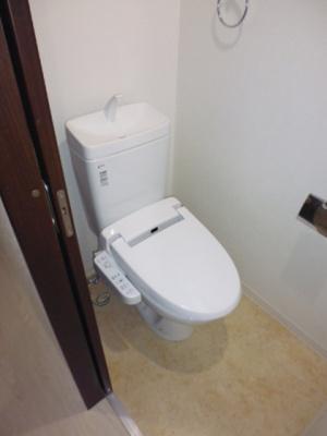 【トイレ】リュクス梶町