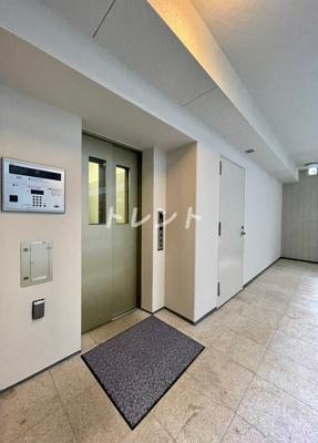【玄関】プラウド代々木初台