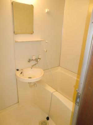 【浴室】ベルヴューA館