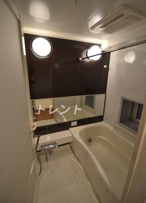 【浴室】リエトコート四谷