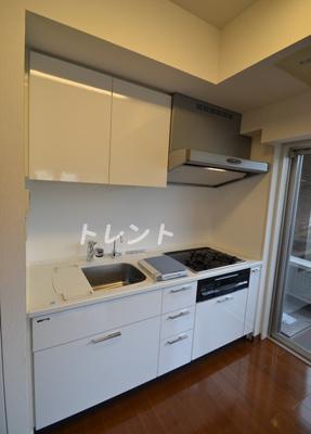 【キッチン】リエトコート四谷