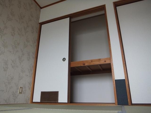 【収納】ハイツ西村