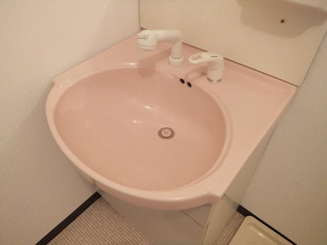 【独立洗面台】ハイツ西村