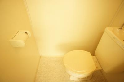【トイレ】御所ケ丘2丁目倉庫付事務所