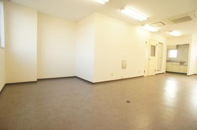 【内装】御所ケ丘2丁目倉庫付事務所