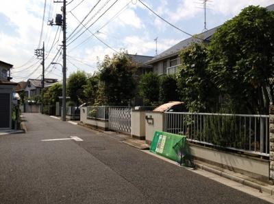 【周辺】成田西2丁目タウンハウス(浜田山賃貸一戸建て)