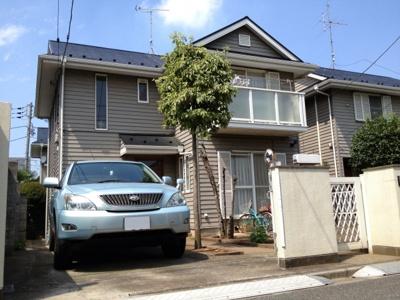 【外観】成田西2丁目タウンハウス(浜田山賃貸一戸建て)