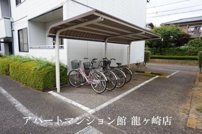 【その他共用部分】タウンヒル松葉B棟