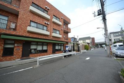 【外観】田園調布ロイヤルハイツ