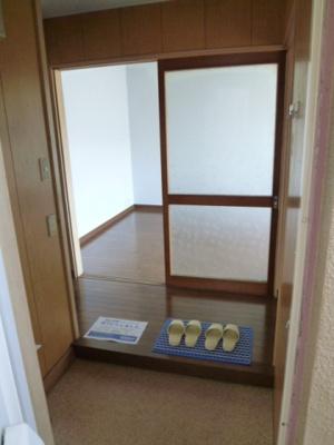 【玄関】コーポ伊藤