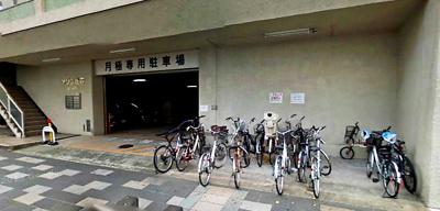 メゾン住吉 (2LDK)  駐車場