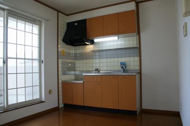 【キッチン】サニーガーデン