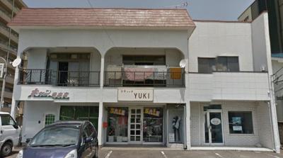 【外観】東本町 店舗 東側