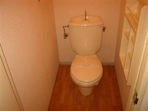 【トイレ】クレール鳳