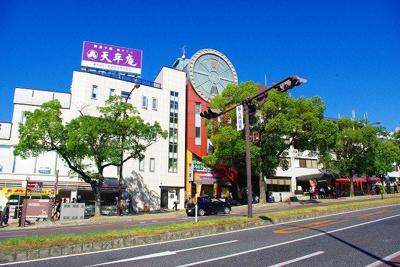 【外観】奈良市商店街振興会ビル