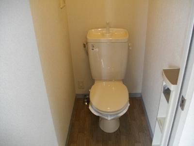 【トイレ】カーサバウム