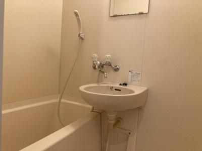 【浴室】レ・ソール市川